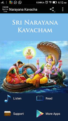 Sri Narayana Kavacha