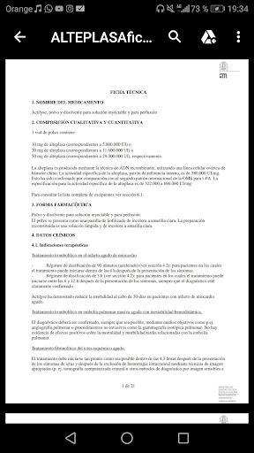 Medicamentos vu00eda parenteral 3.0 Screenshots 4