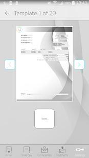 iInvoices: Invoices & Budgets- screenshot thumbnail