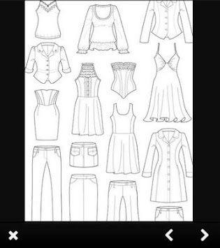 How To Draw Fashion Flat Sketches APK Latest Version