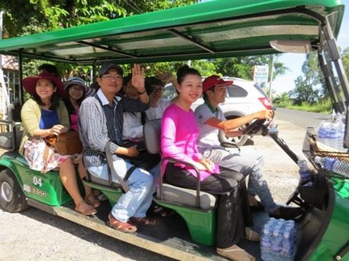 Tuyến du lịch Vườn quốc gia Tràm Chim thân thiện môi trường