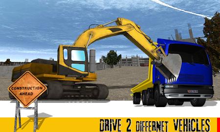 Sand Excavator Crane 1.1 screenshot 70023
