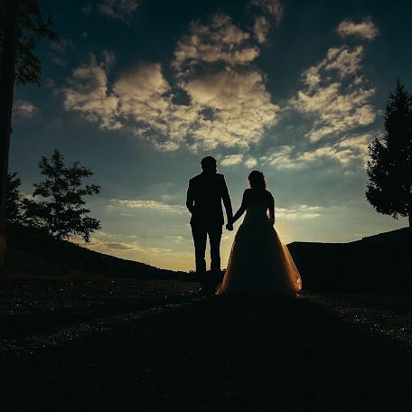 Wedding photographer Attila Busák (busk). Photo of 09.11.2017