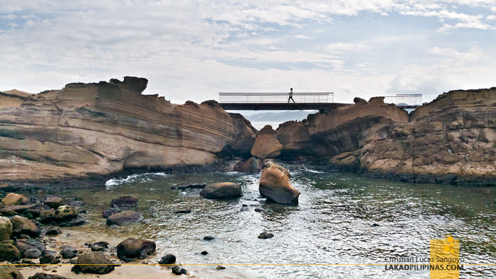 Yehliu Geopark Bridge