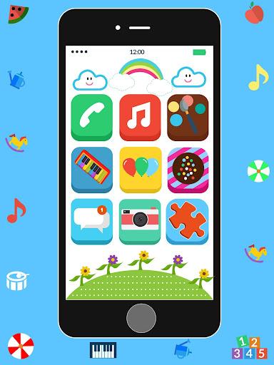 Baby Real Phone. Kids Game 1.13 screenshots 7