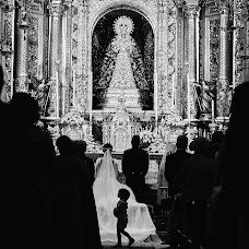 Fotógrafo de bodas Alberto Parejo (parejophotos). Foto del 20.10.2018
