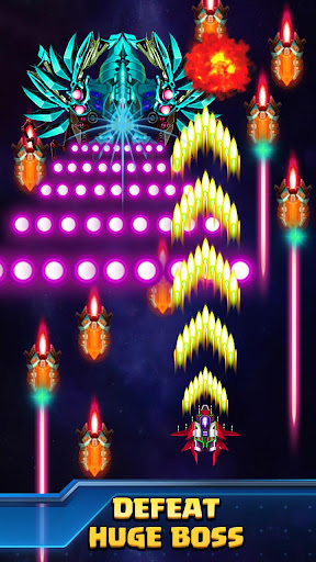 Galaxy Shot: Invader Attack apkmind screenshots 11
