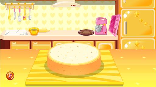 cook cake games hazelnut Apk 1
