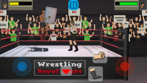 Télécharger Gratuit Wrestling Royal Fight apk mod screenshots 4