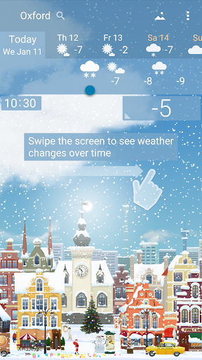 YoWindow Weather v1.34.1 [Paid]