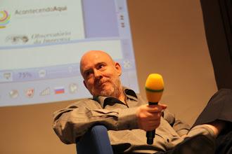 Photo: Paul Holmes - HR/CEO vs PR (who should run internal comms?) Debate - 2012