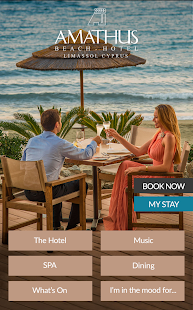 Amathus Beach Hotel Limassol Official App- screenshot thumbnail