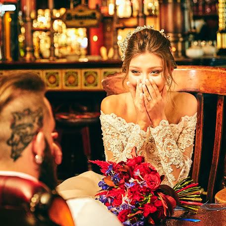 Wedding photographer Viktor Gershen (Gershen). Photo of 11.12.2017
