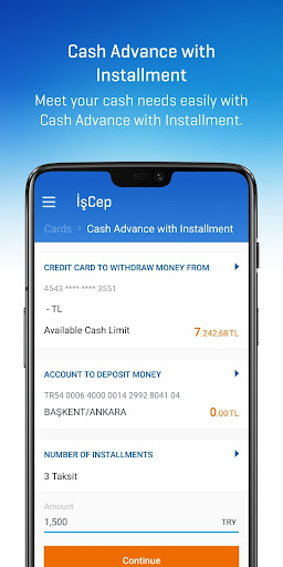 İşCep - Mobile Banking screenshot 4