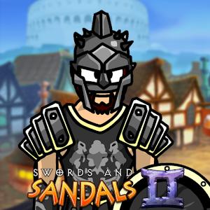 Swords and Sandals 2 Redux APK Cracked Download
