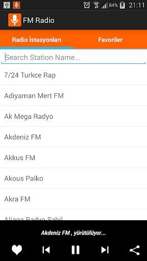 FMラジオトルコ
