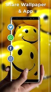 Emoji Free live wallpaper - náhled