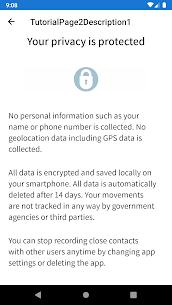 COCOA – COVID-19 Contact App 4