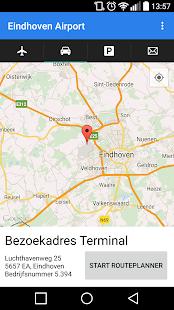 Eindhoven Airport- screenshot thumbnail