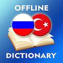 Russian-Turkish Dictionary icon