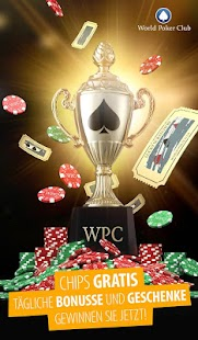 Poker Game: World Poker Club Screenshot