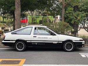 スプリンタートレノ AE86 GT-V 1985年式  2.5型のカスタム事例画像 ケイAE86さんの2018年11月16日12:51の投稿