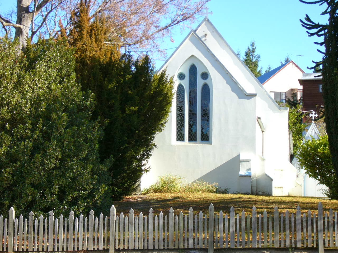 Photo: St George's Church (Anglican) on Derwent Street