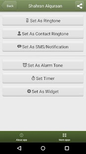 Islamic Ringtones- screenshot thumbnail