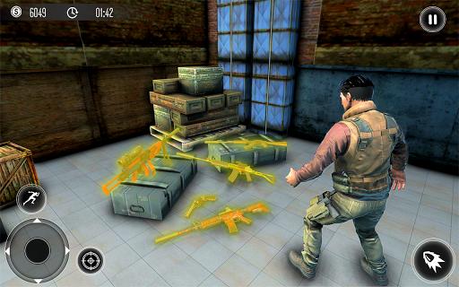 Free Battleground Fire: Firing Squad Shooting Game screenshots 6