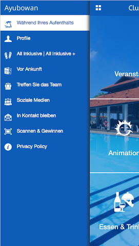 android Club Hotel Dolphin (DE) Screenshot 1