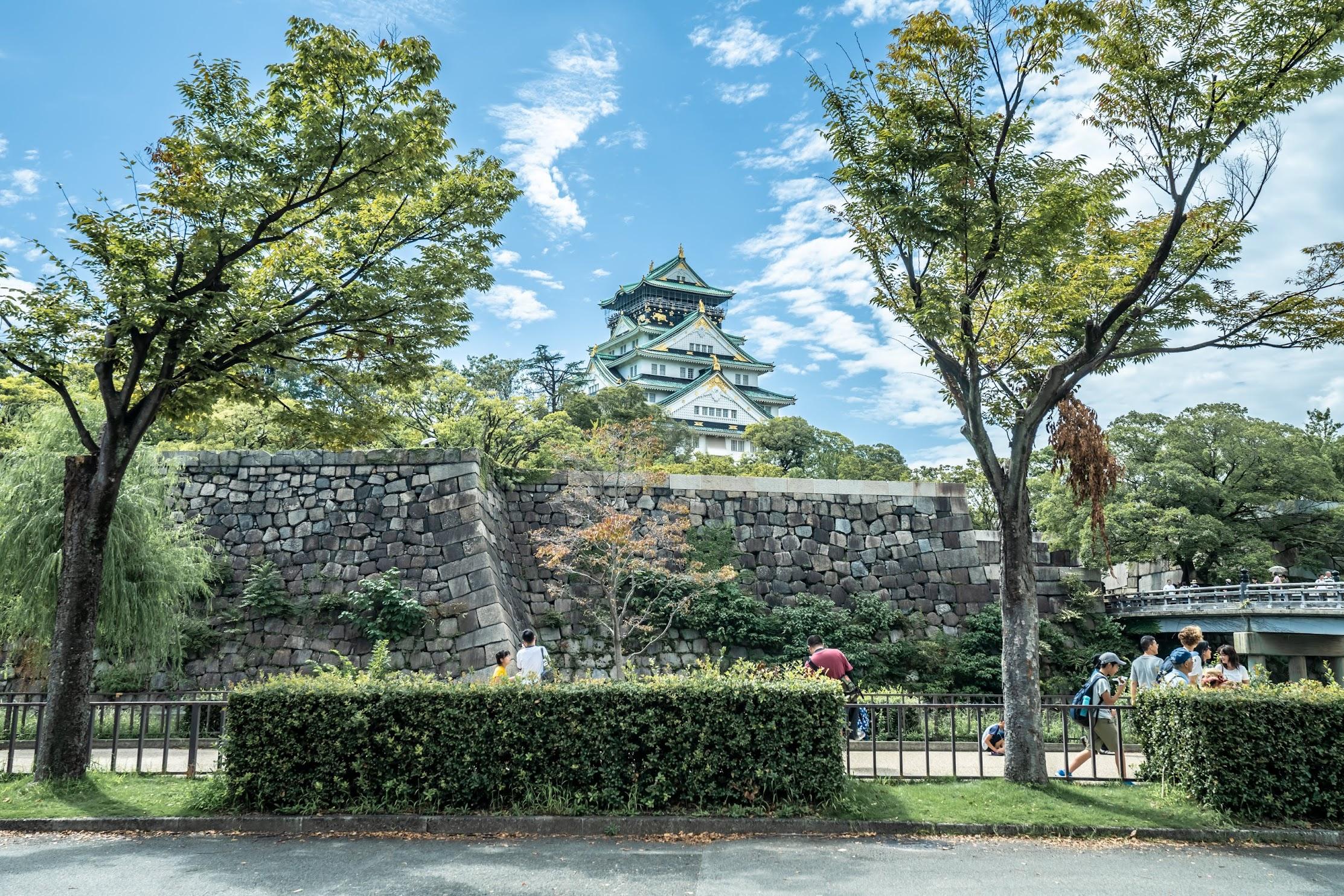 大阪城公園1