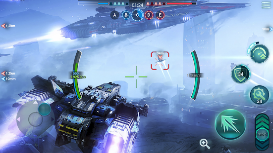 Space Armada: Galaxy Wars Screenshot