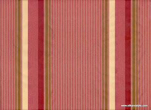 Photo: Kanpur 20 Stripes - 100% Silk Taffetta
