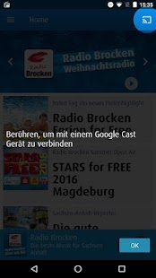 Radio Brocken- screenshot thumbnail