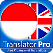Indonesian English Translator ( Text to Speech )