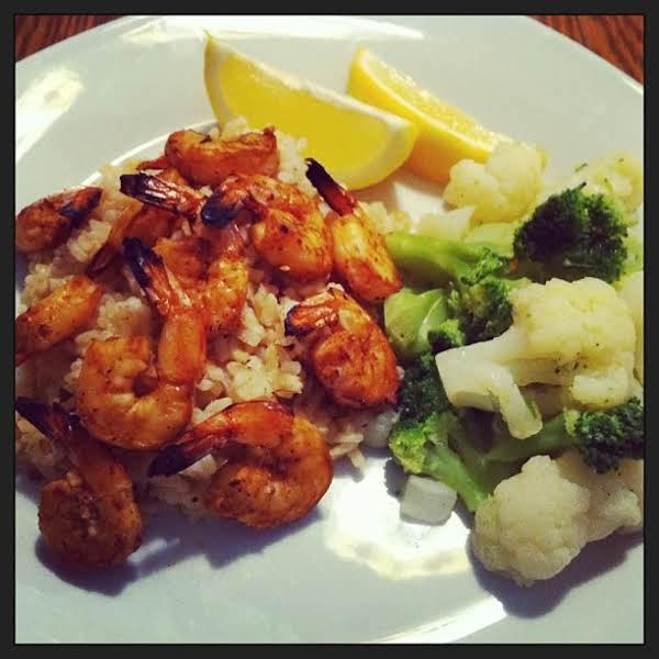 Lemon Grilled Shrimp Recipe