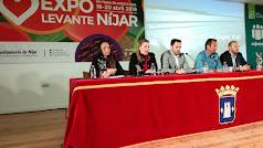 Representantes de CampoJoyma en la presentación