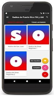 Radio Puerto Rico - Radio Stations in Puerto Rico - náhled