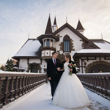 Wedding photographer Mariya Verbina (vmeri). Photo of 31.01.2018