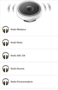 Radio Mali - náhled