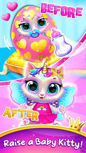Twinkle - Unicorn Cat Princess screenshots 7