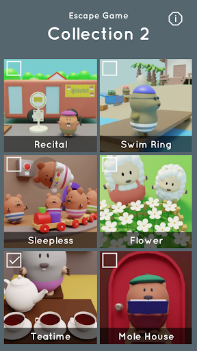 Escape Game Collection2 androidiapk screenshots 1