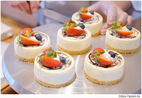台中烏日甜點 | 卷卷蛋糕實體門市新開幕,買飲料送甜點還有隱藏版優惠