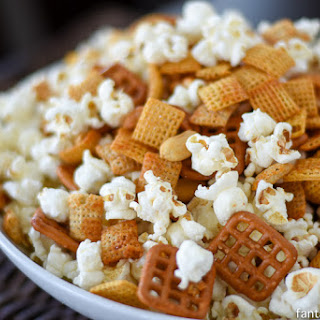 Popcorn Chex Mix Recipes