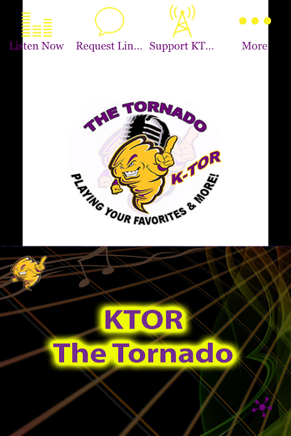 KTOR - The Tornado- screenshot
