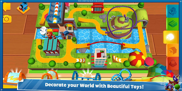 Thomas & Friends Minis v1.0 APK Data Obb Full