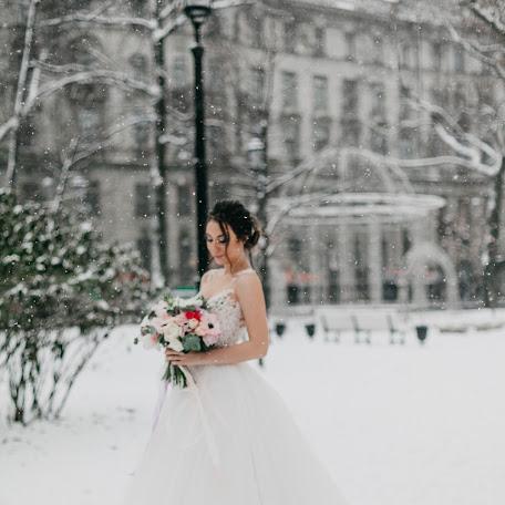 Свадебный фотограф Нина Зверькова (ninazverkova). Фотография от 21.01.2018
