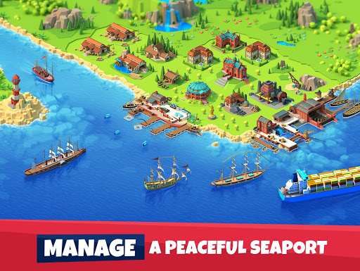Seaport - Explore, Collect & Trade 1.0.47 screenshots 1