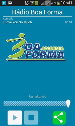 Rádio Boa Forma SC