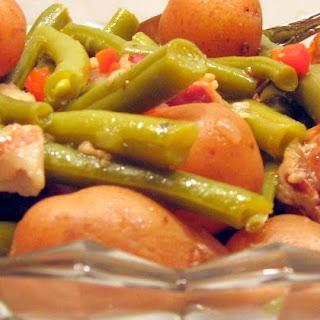 Tarragon Green Beans Bacon Recipes